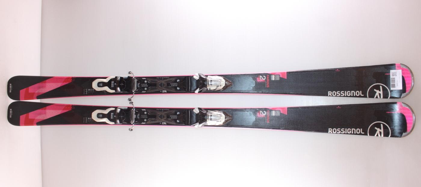Dámské lyže ROSSIGNOL FAMOUS 2 163cm
