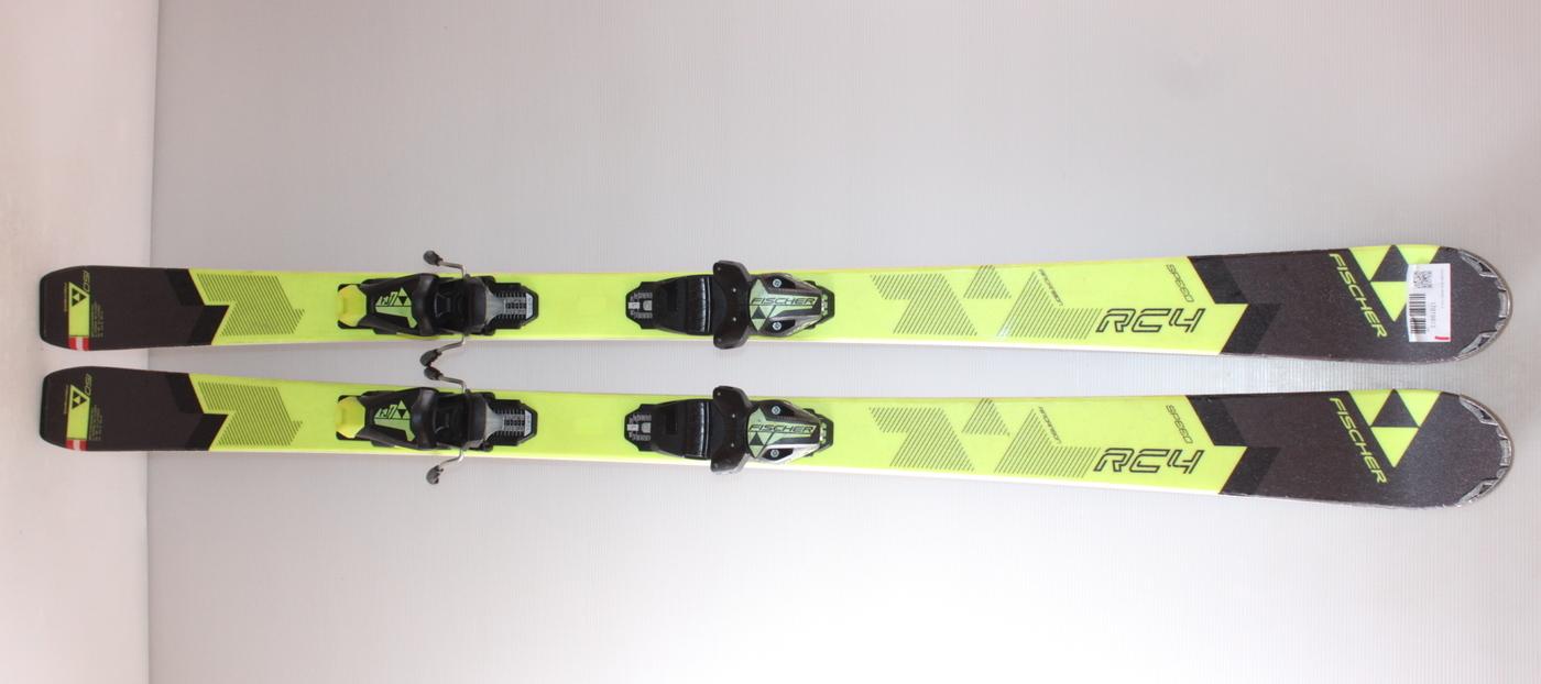 Dětské lyže FISCHER RC4 SPEED 150cm