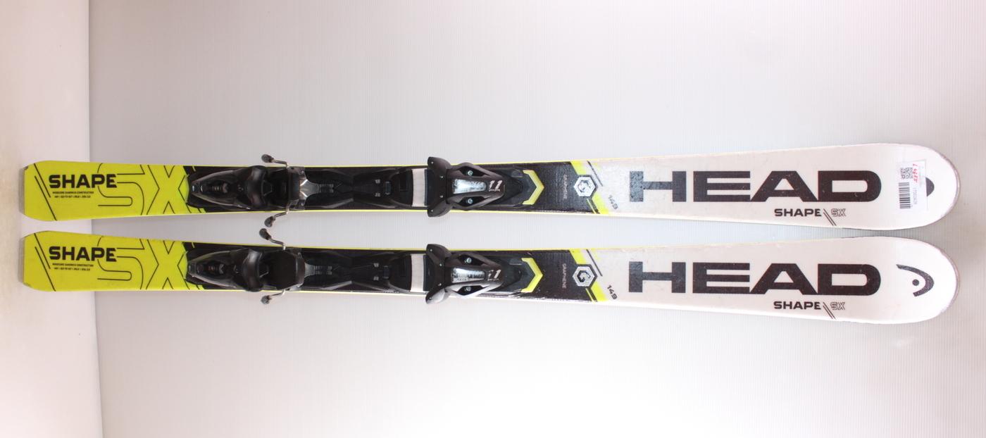 Lyže HEAD Shape SX 149cm