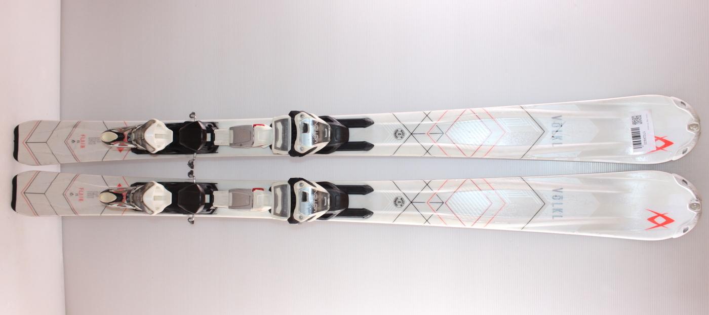 Dámské lyže VOLKL Flair 75 141cm