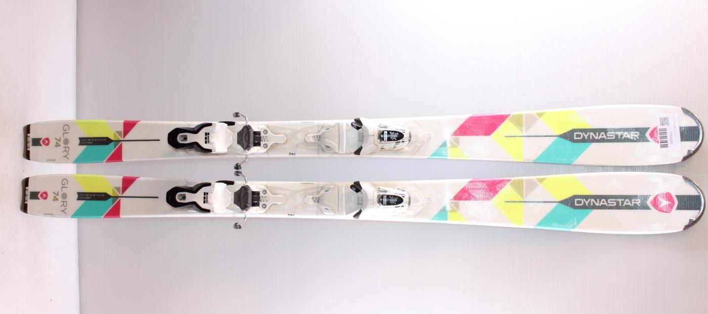 Dámské lyže DYNASTAR GLORY 74 142cm rok 2017
