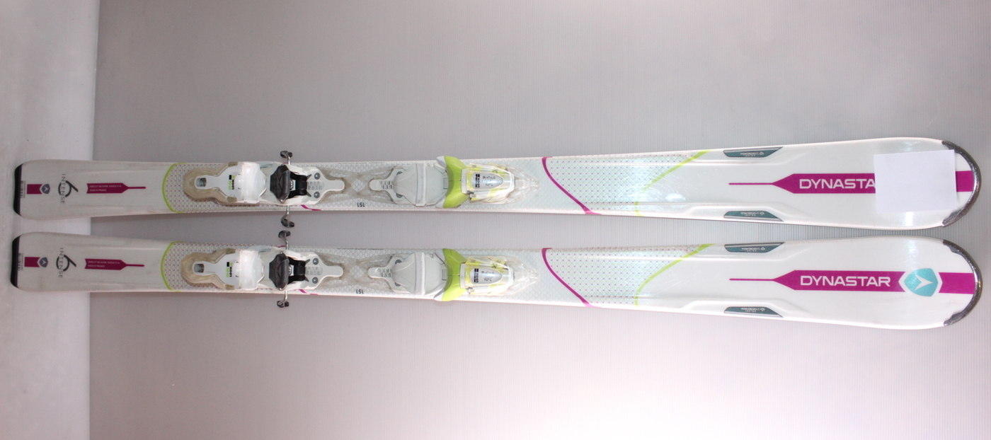 Dámské lyže DYNASTAR INTENSE 6 151cm rok 2017