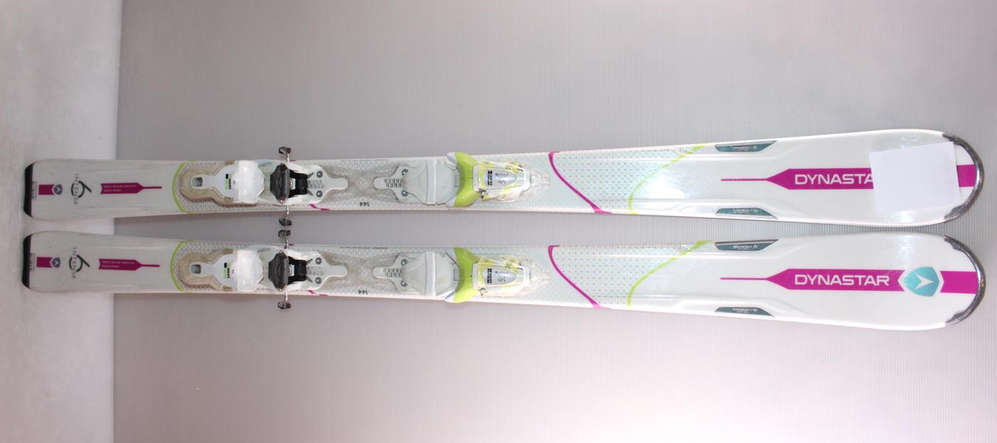 Dámské lyže DYNASTAR INTENSE 6 144cm rok 2017