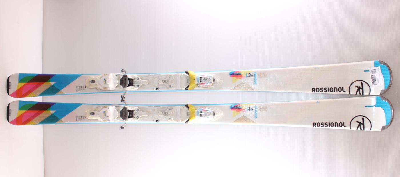 Dámské lyže ROSSIGNOL FAMOUS 4 156cm