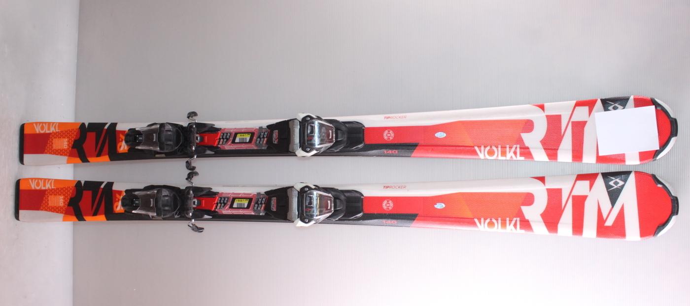 Lyže VOLKL RTM 7.6 140cm