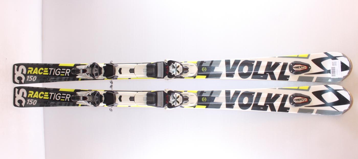 Lyže VOLKL RACETIGER SC UVO WHITE 150cm