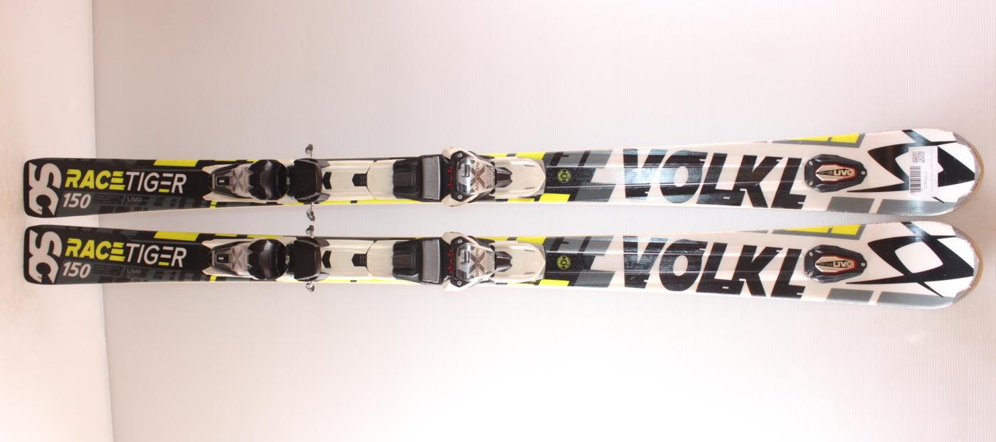 Lyže VOLKL RACETIGER SC UVO YELLOW 150cm