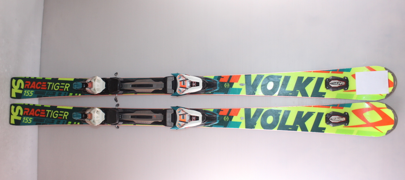Lyže VOLKL RACETIGER SPEEDWALL SL UVO 160cm