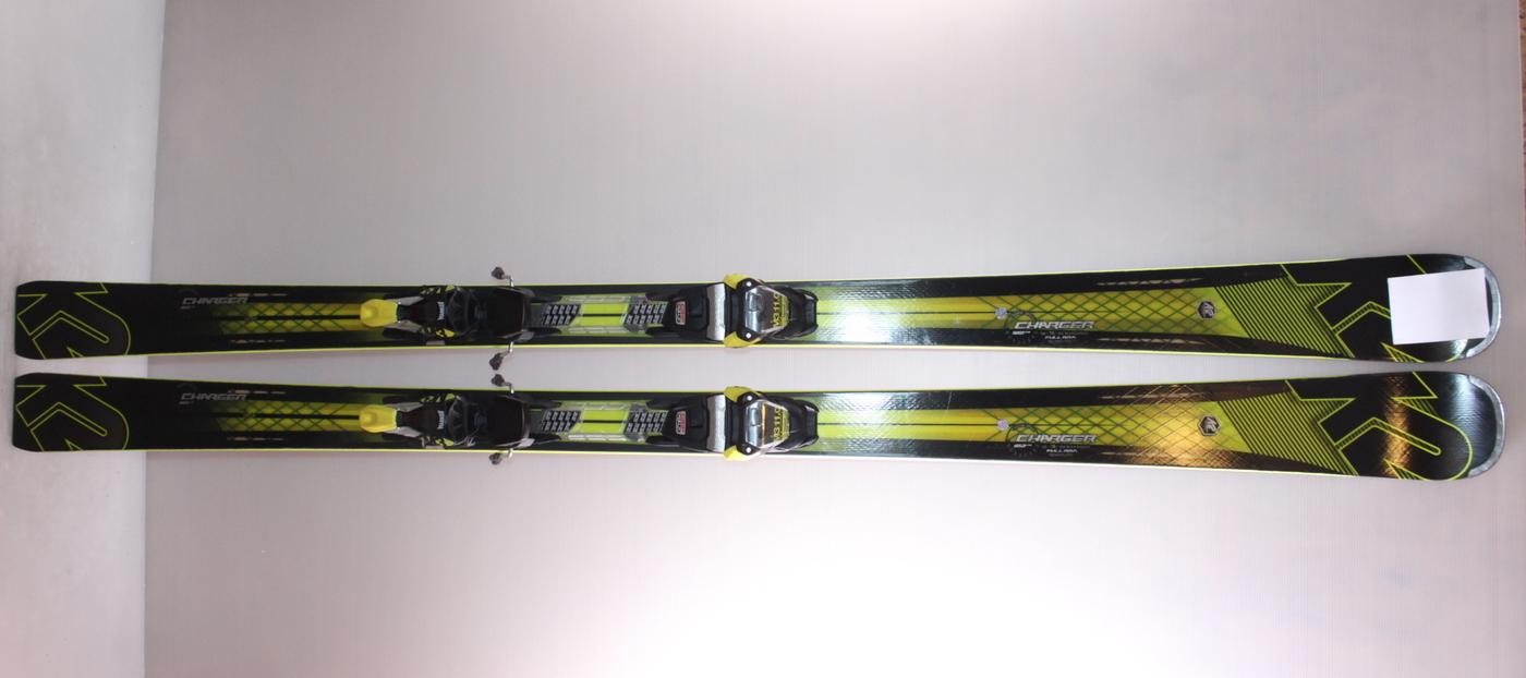 Lyže K2 CHARGER 182cm
