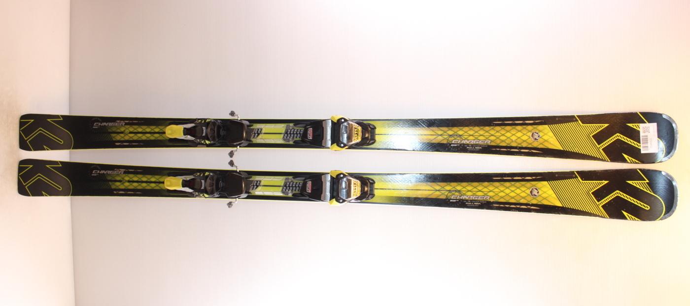 Lyže K2 CHARGER 168cm