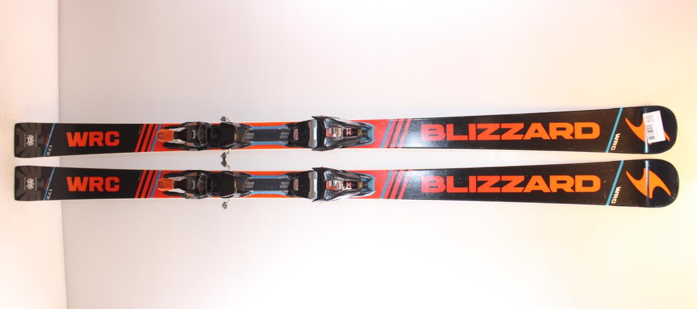 Lyže BLIZZARD WRC 172cm
