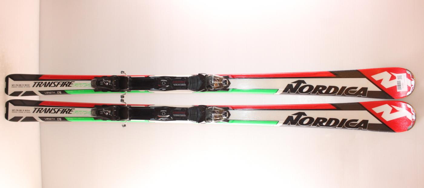 Lyže NORDICA TRANSFIRE RTX 176cm