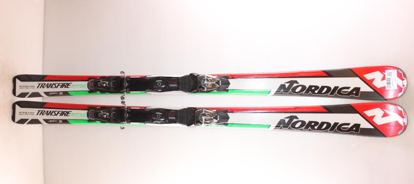 Lyže NORDICA TRANSFIRE RTX 160cm