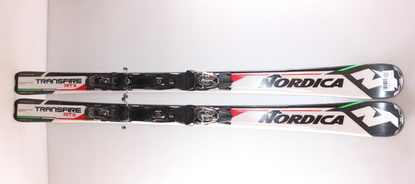 Lyže NORDICA TRANSFIRE RTX 152cm