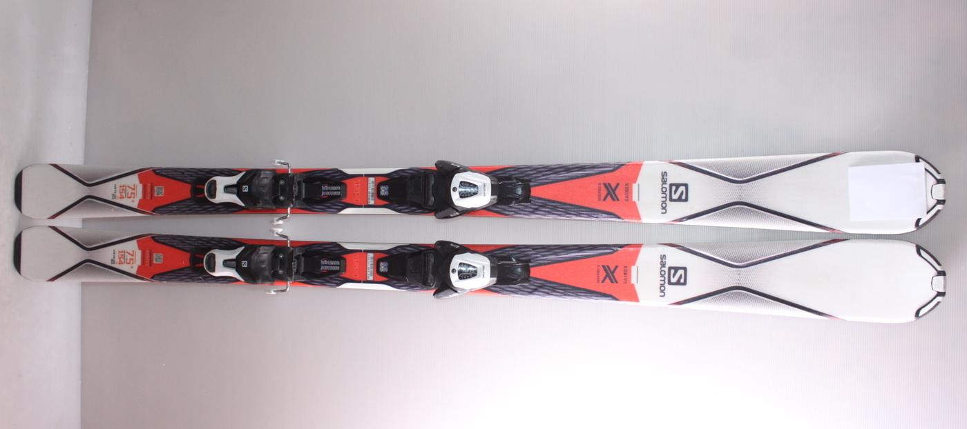 Lyže SALOMON X-DRIVE 7.5 R 154cm