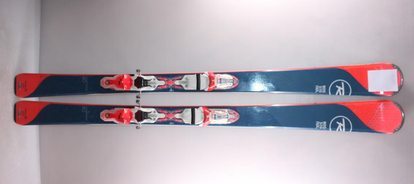 Dámské lyže ROSSIGNOL TEMPTATION 80 160cm
