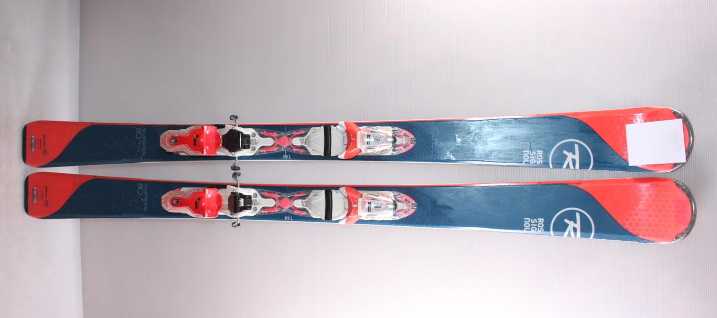 Dámské lyže ROSSIGNOL TEMPTATION 80 144cm rok 2017