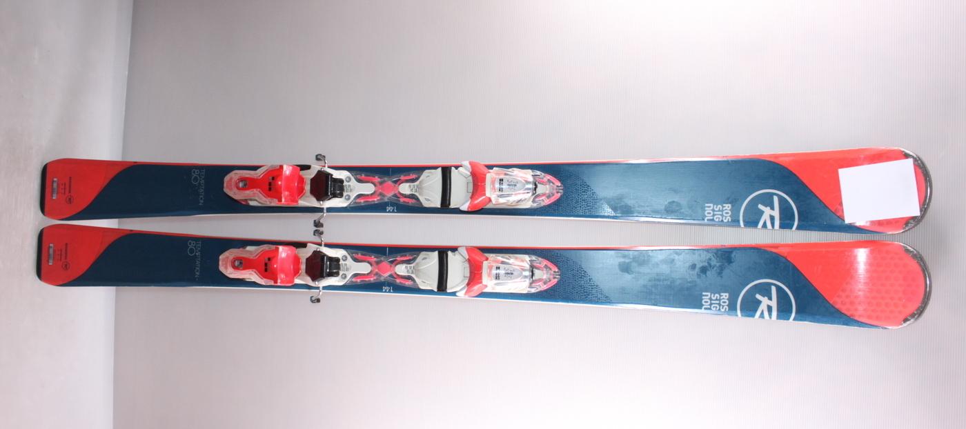 Dámské lyže ROSSIGNOL TEMPTATION 80 144cm