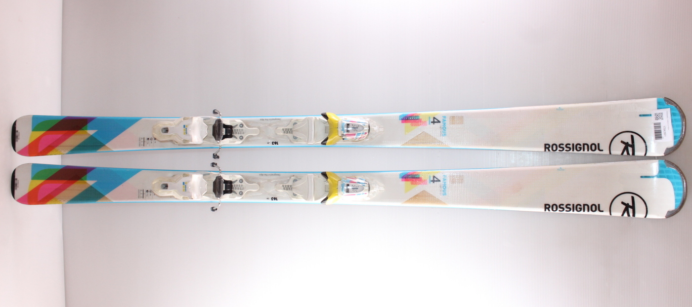 Dámské lyže ROSSIGNOL FAMOUS 4 163cm