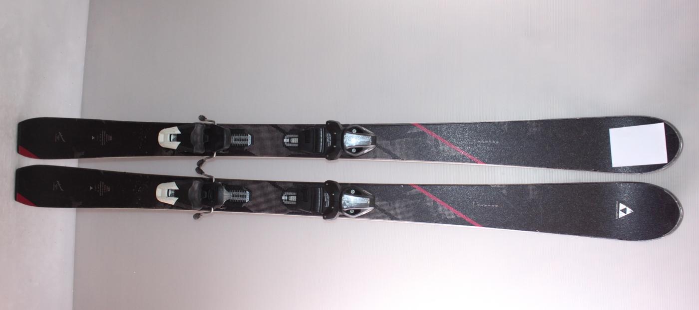 Dámské lyže FISCHER BREEZE 150cm rok 2017