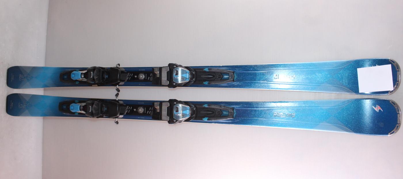 Dámské lyže BLIZZARD QUATTRO 7.4 Ti 150cm rok 2017