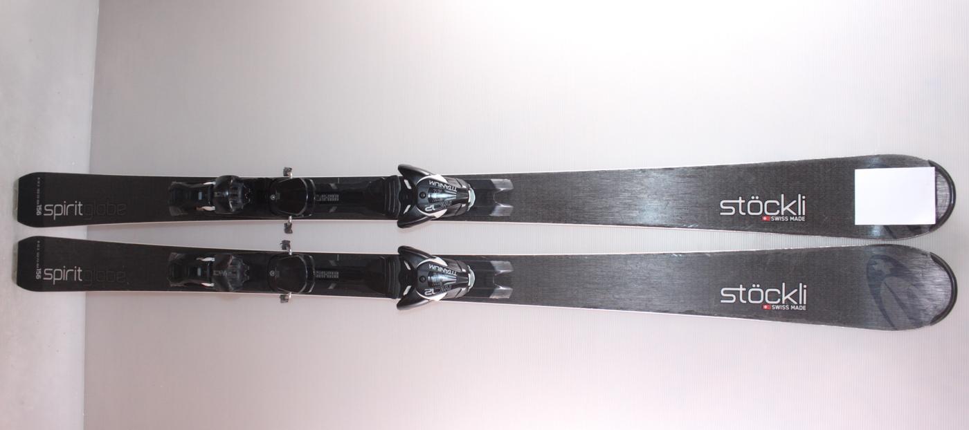 Lyže STOCKLI SPIRIT GLOBE 156cm