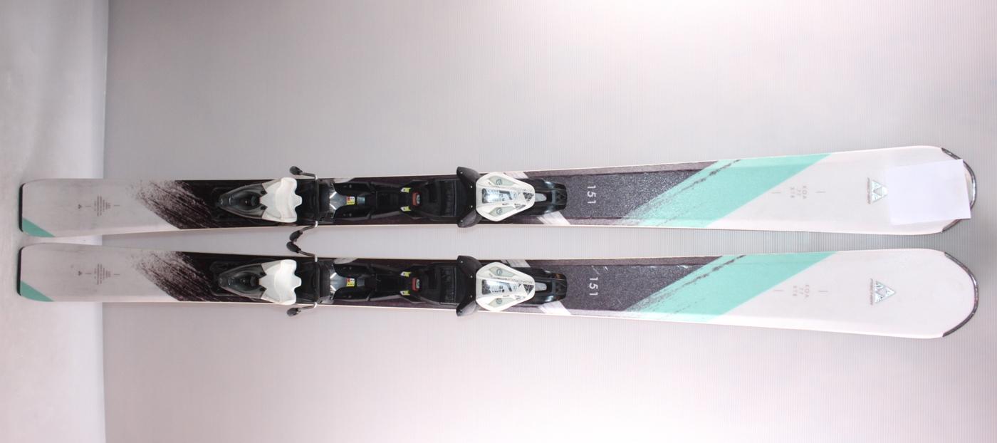Dámské lyže FISCHER KOA 77 XTR 151cm rok 2017