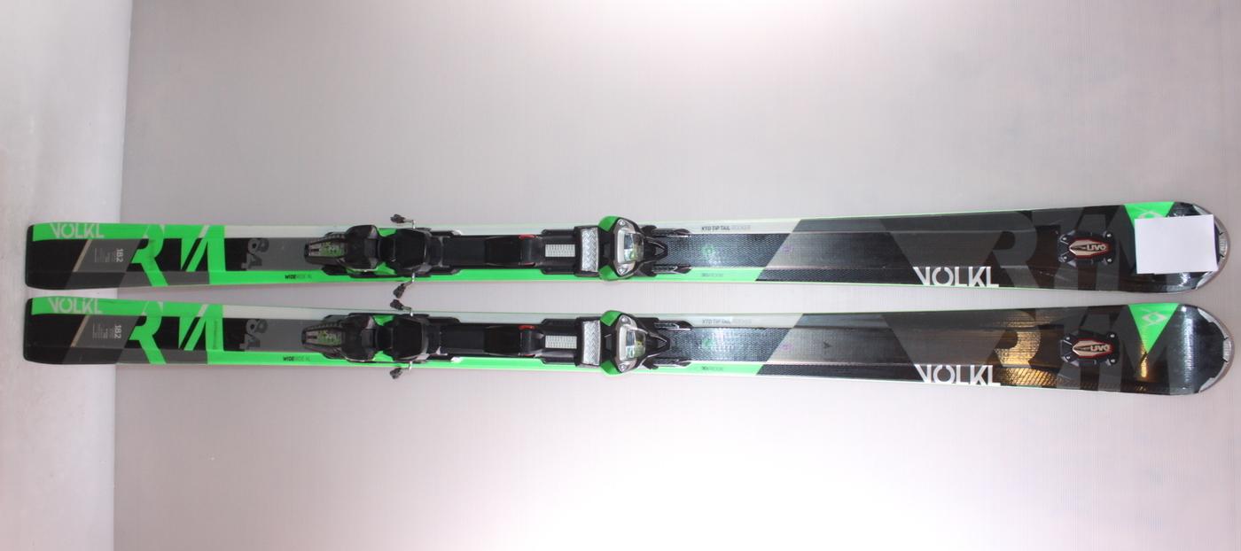 Lyže VOLKL RTM 84 UVO 182cm