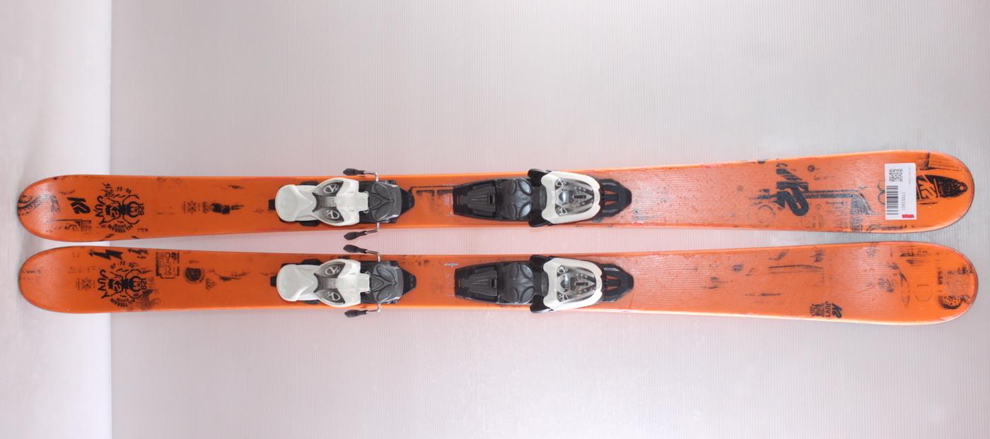 Dětské lyže K2 JUVY 129cm