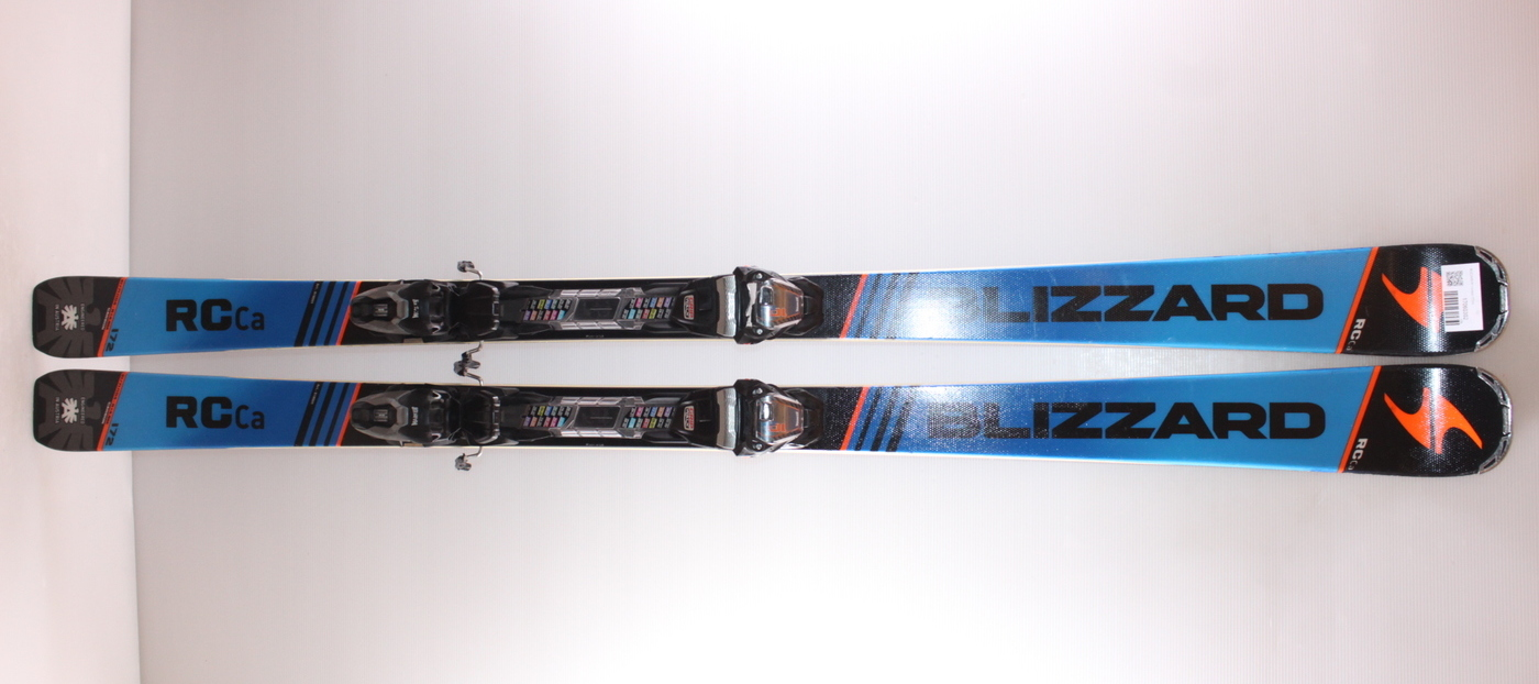 Lyže BLIZZARD RC Ca blue 166cm
