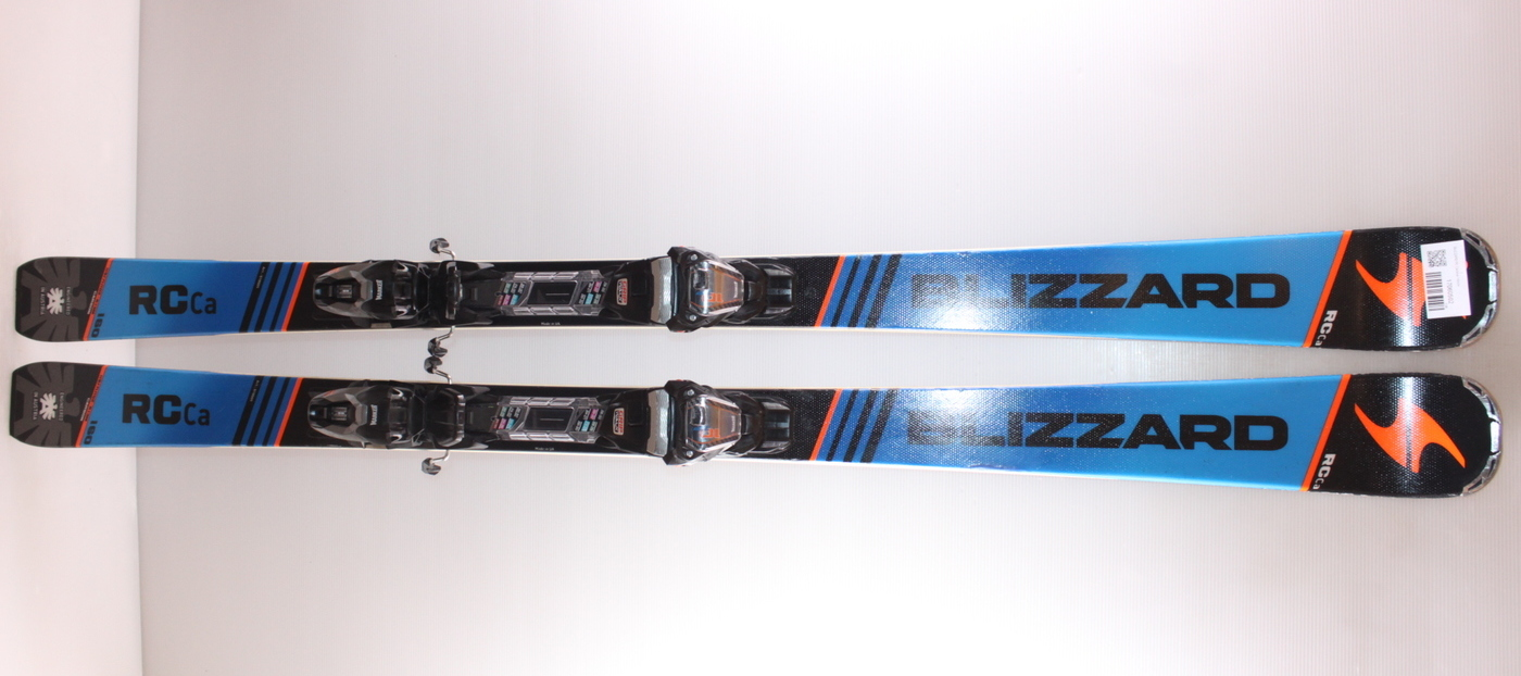 Lyže BLIZZARD RC Ca blue 160cm