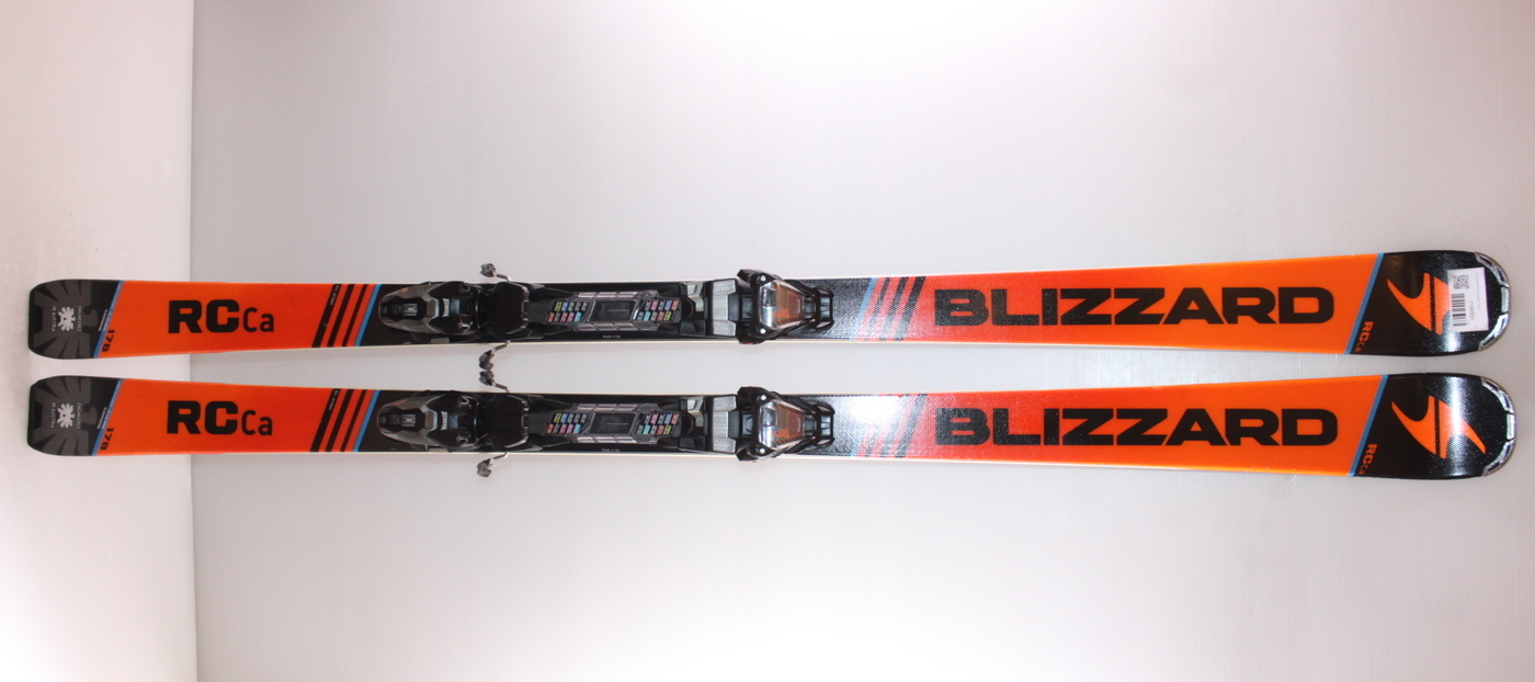 Lyže BLIZZARD RC Ca orange 148cm