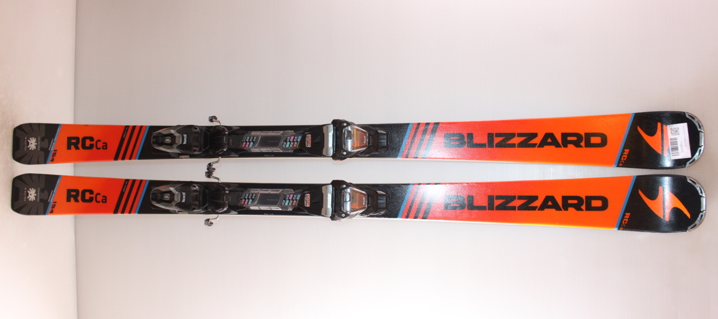 Lyže BLIZZARD RC Ca orange 154cm