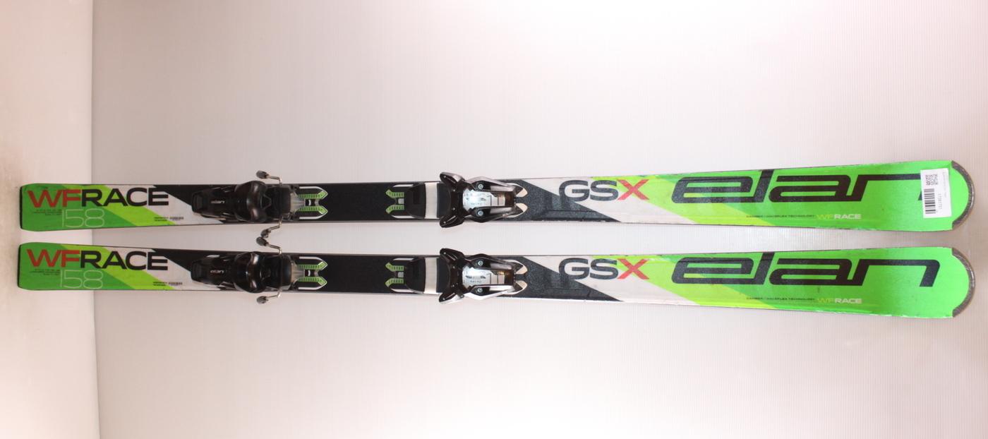 Lyže ELAN WF RACE GSX 158cm