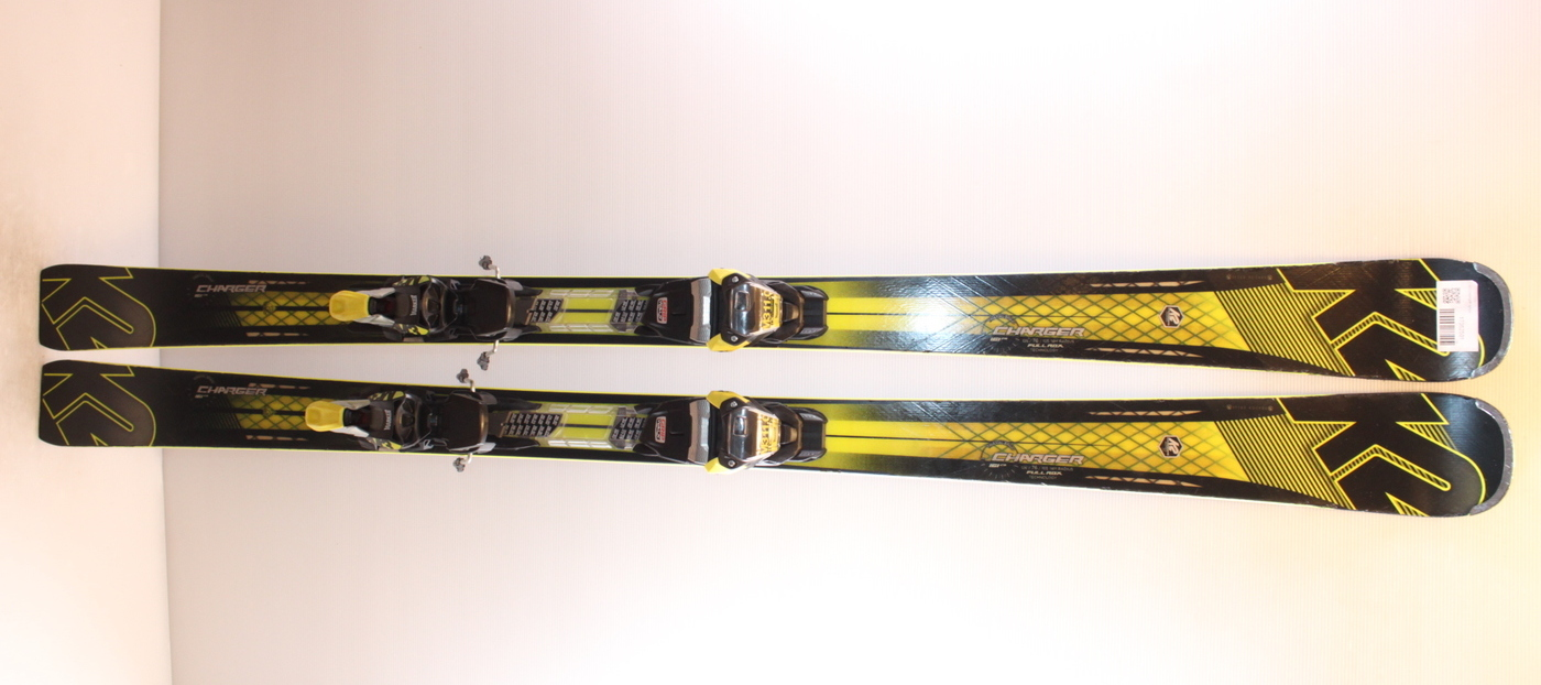 Lyže K2 CHARGER 161cm
