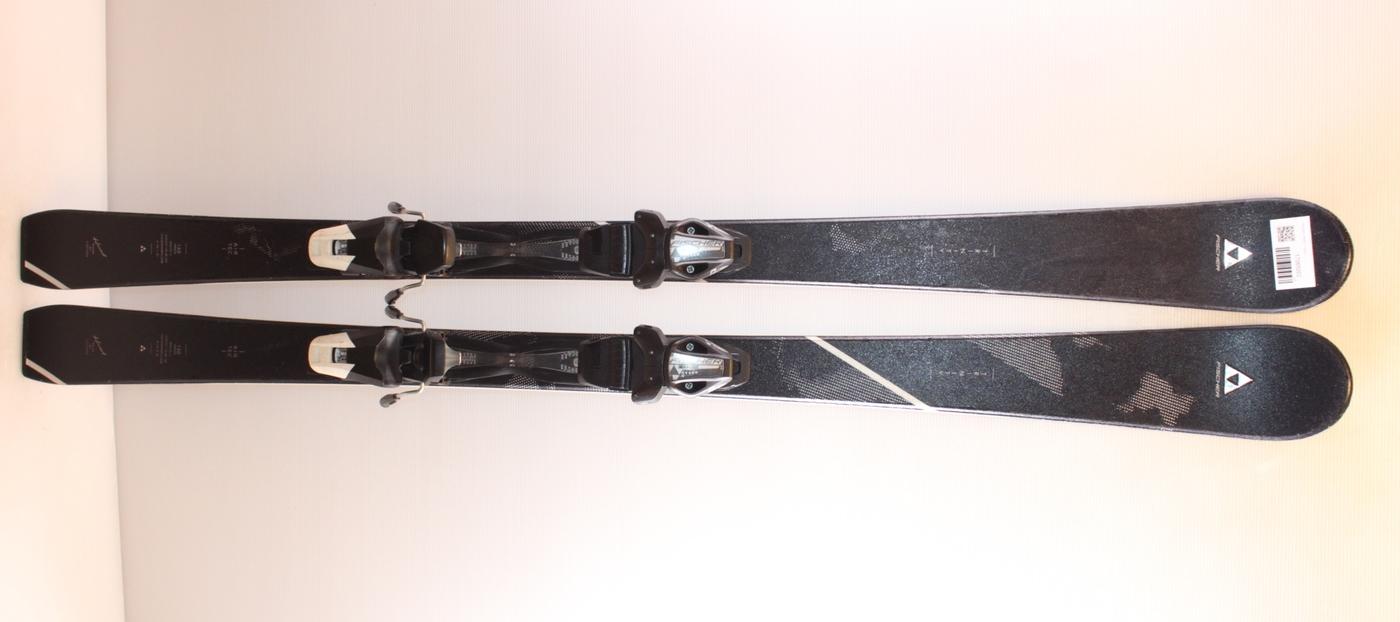 Dámské lyže FISCHER TRINITY 150cm