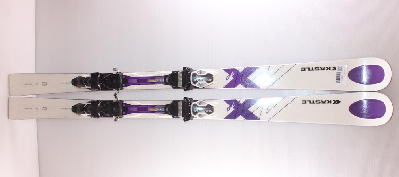Dámské lyže KÄSTLE MX 70 152cm