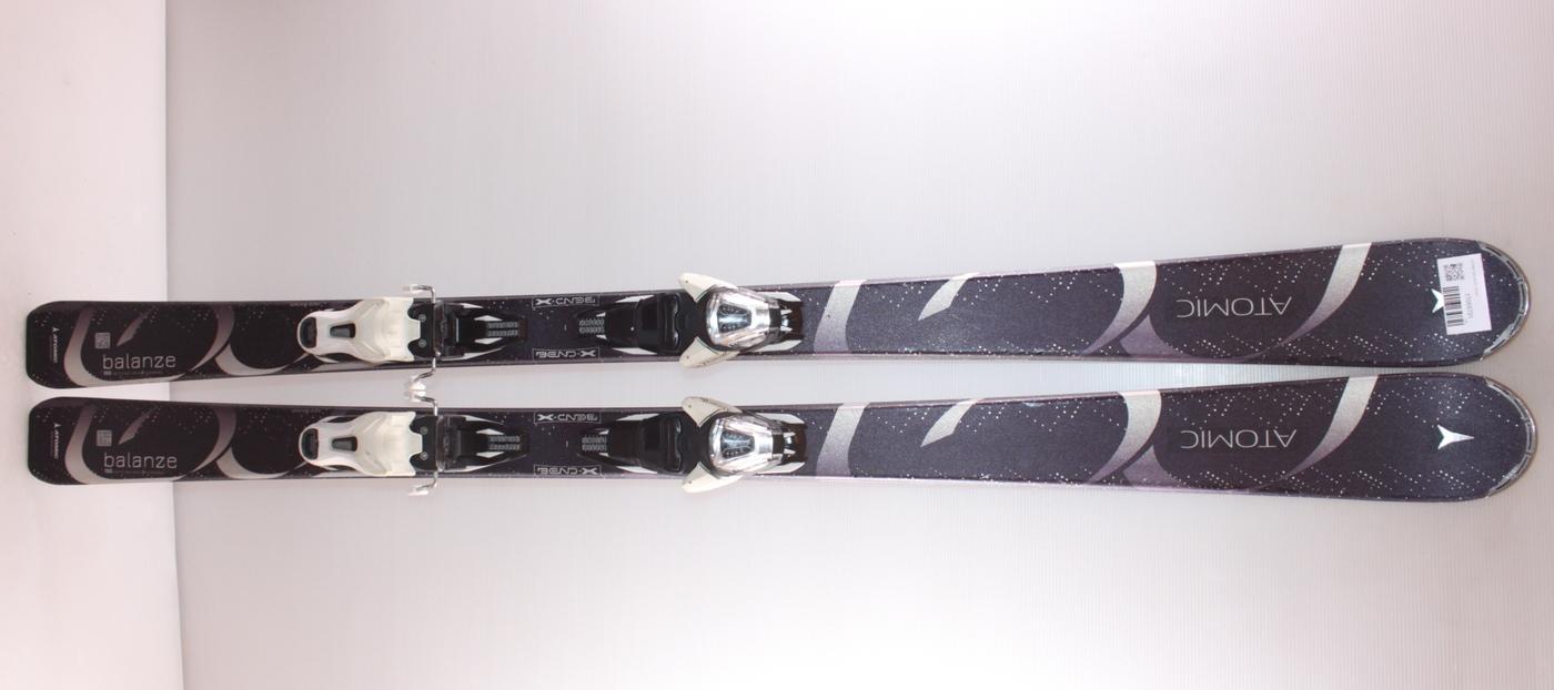 Dámské lyže ATOMIC BALANZE 155cm rok 2017