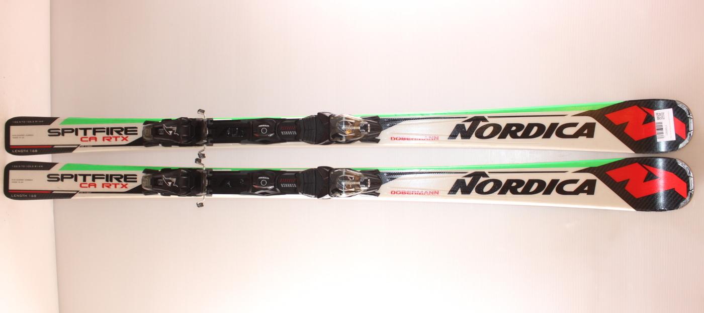 Lyže NORDICA DOBERMANN SPITFIRE CA RTX 168cm