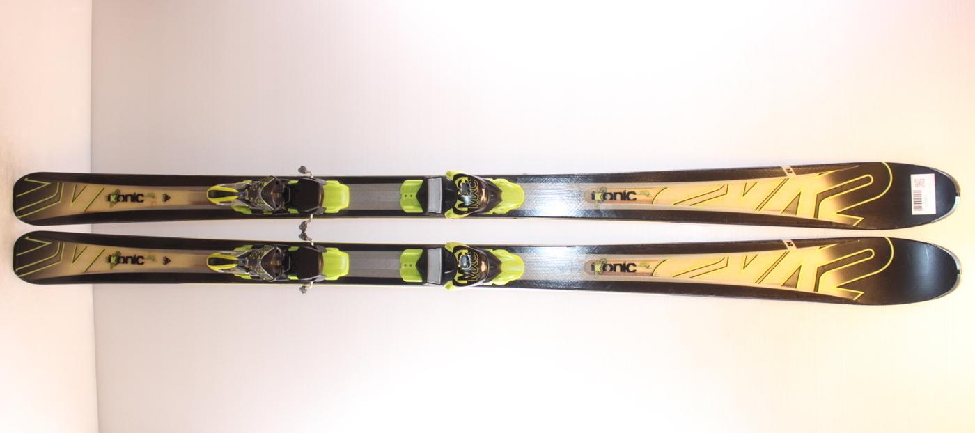 Lyže K2 IKONIC 80 Ti 177cm
