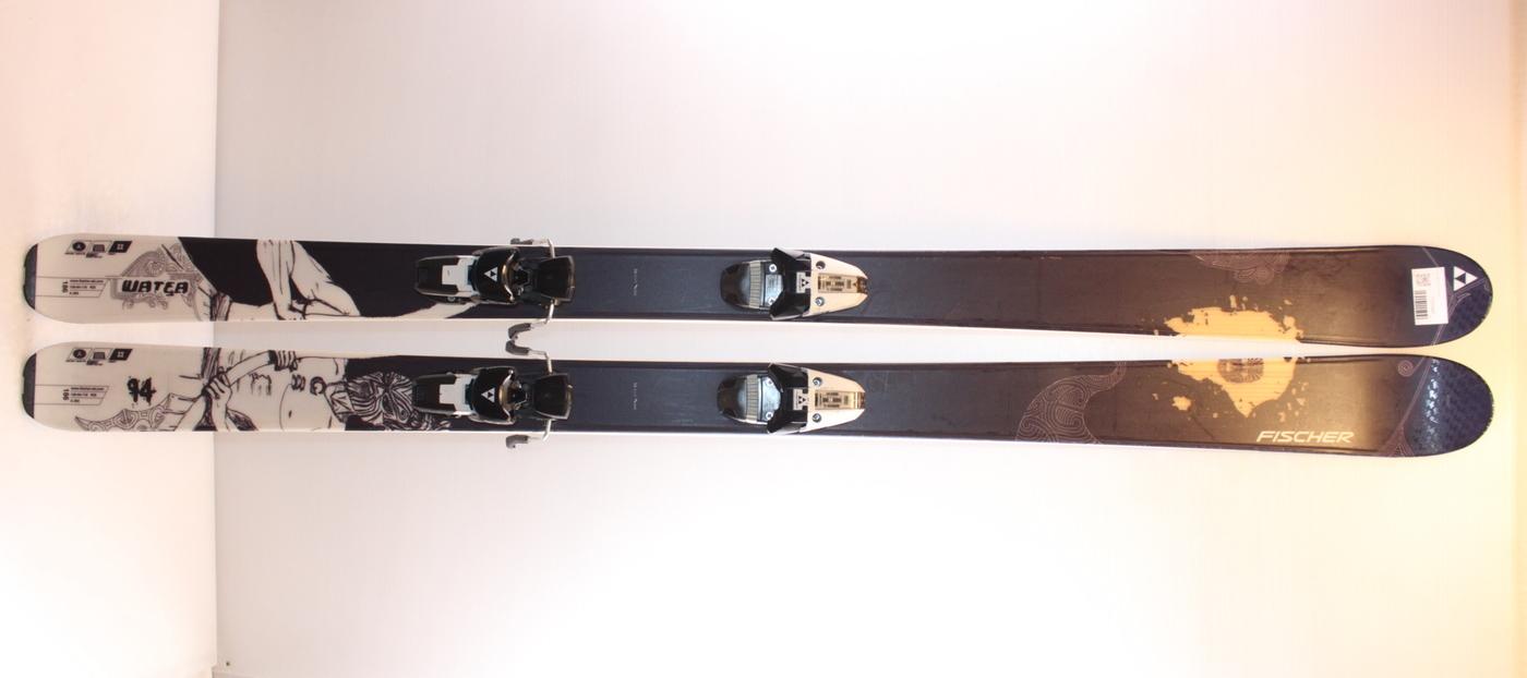 Lyže FISCHER WATEA 186cm