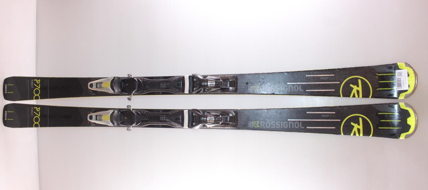 Lyže ROSSIGNOL PURSUIT 700 Ti 163cm