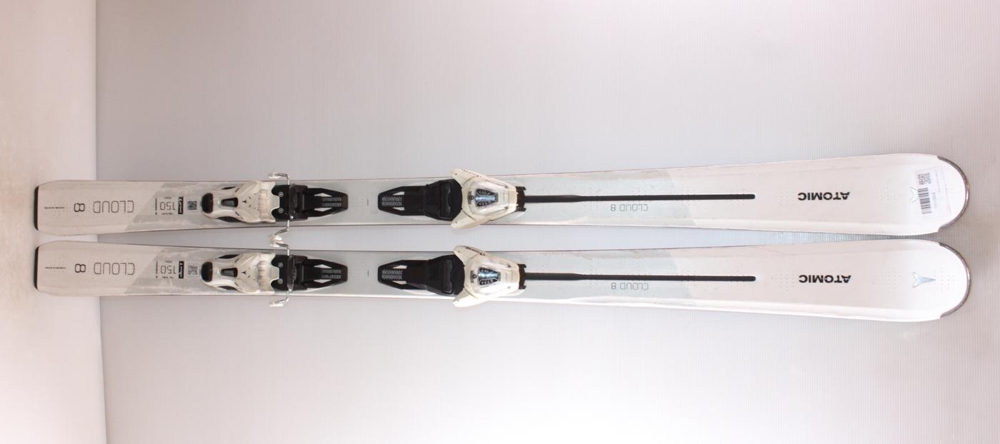 Dámské lyže ATOMIC CLOUD 8 150cm rok 2018