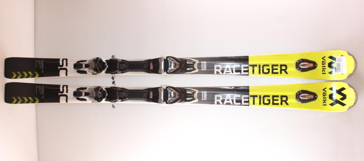 Lyže VOLKL RACETIGER SC UVO 155cm rok 2018