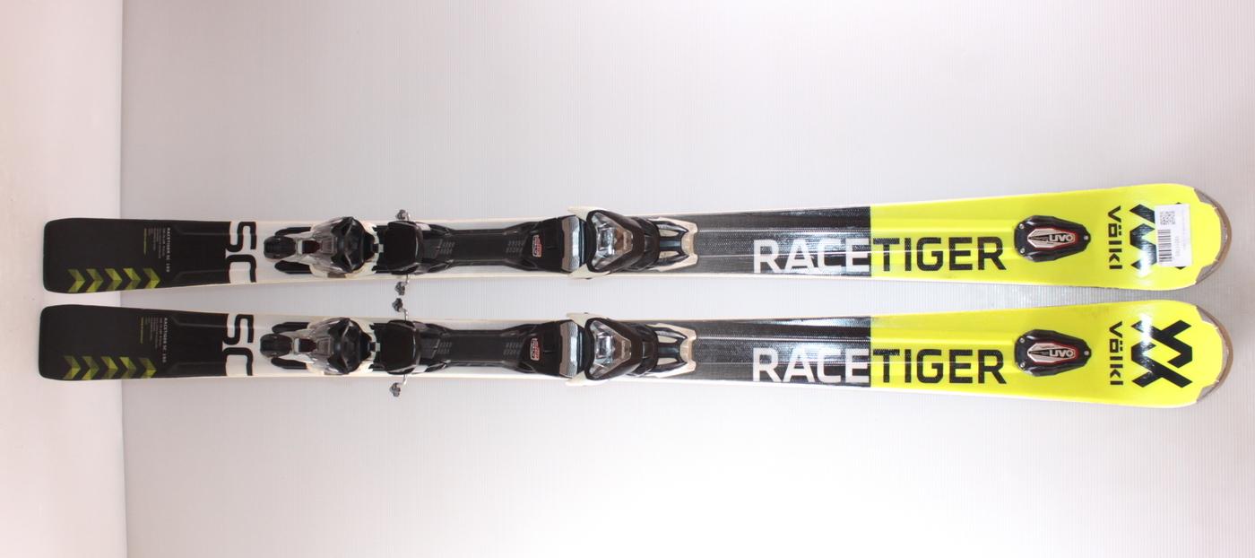 Lyže VOLKL RACETIGER SC UVO 150cm rok 2018