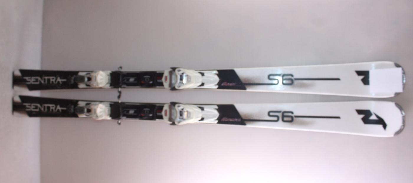 Dámské lyže NORDICA SENTRA S6 156cm rok 2018