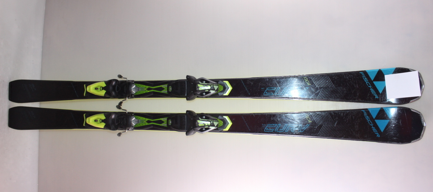 Dámské lyže FISCHER RC4 MY CURV AR 157cm rok 2018