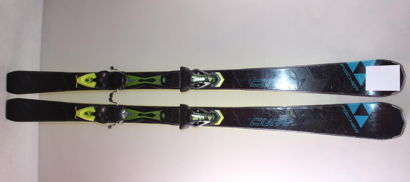 Dámské lyže FISCHER RC4 MY CURV AR 150cm rok 2018