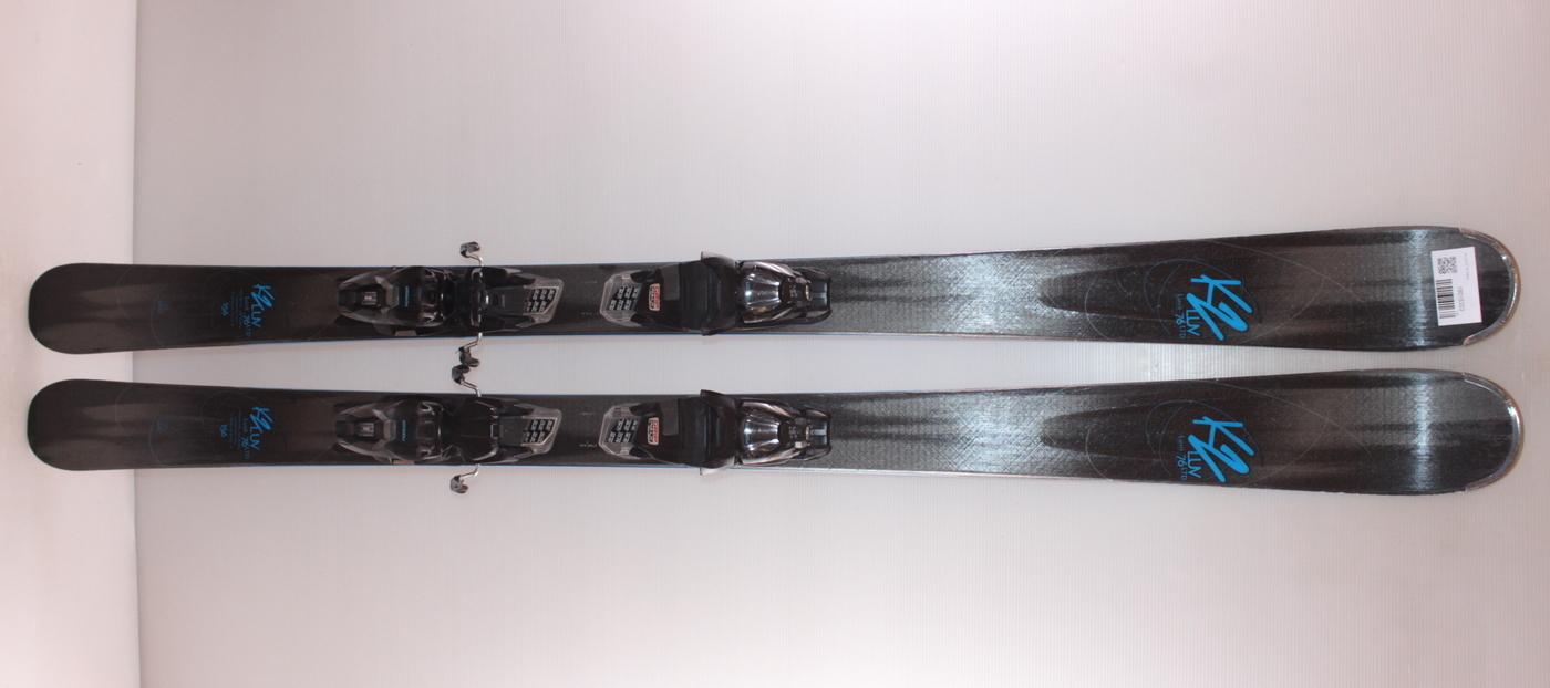Dámské lyže K2 LUV LUVIT 76 LTD 156cm rok 2018