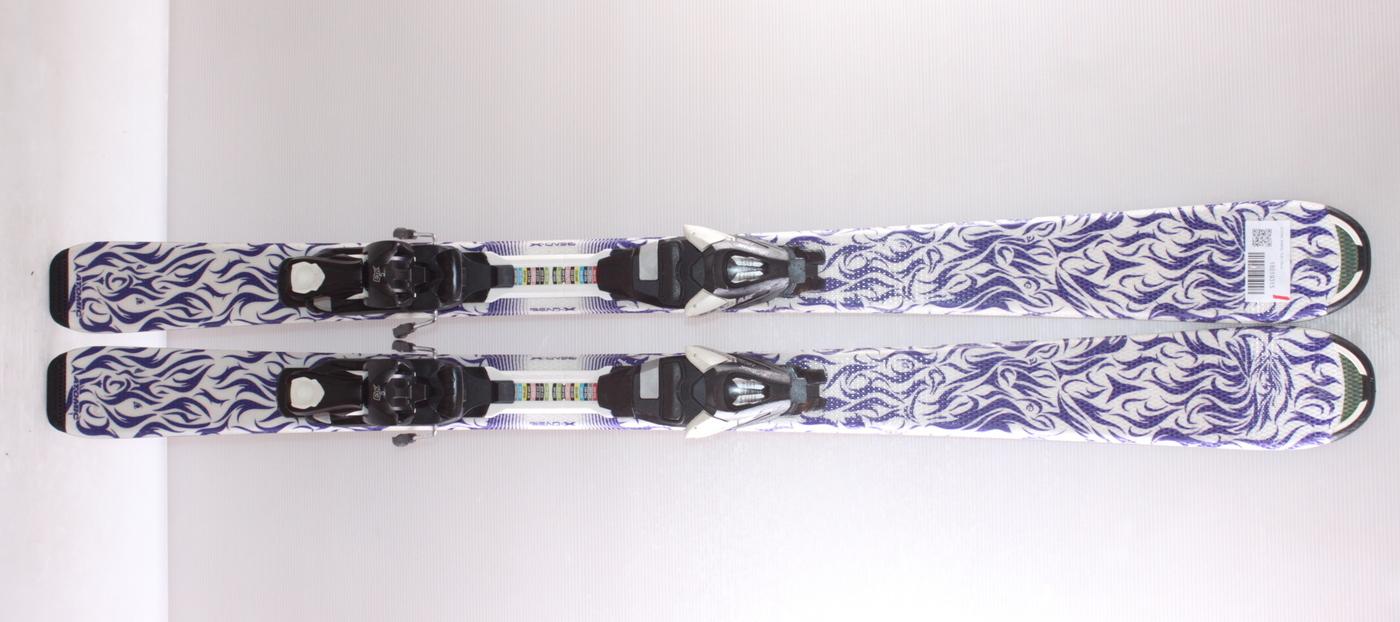 Dětské lyže ATOMIC ANIMAL FUN 120cm rok 2018